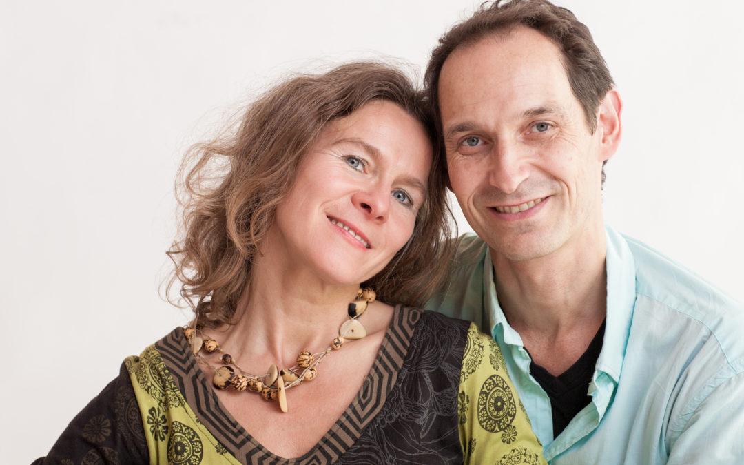 Anja Martina und Axel Bürk